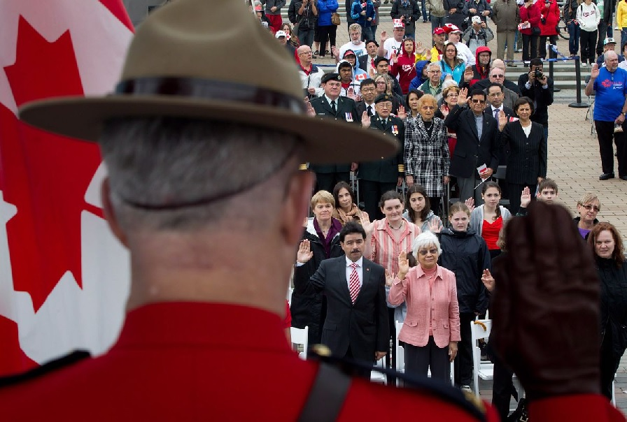 40 per cent increase in Canadian citizenship among immigrants by 2024